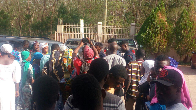 Bugri Naabu clashes with Otiko over school feeding appointment