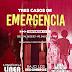 """Obra teatral """"TRES CASOS DE EMERGENCIA"""""""