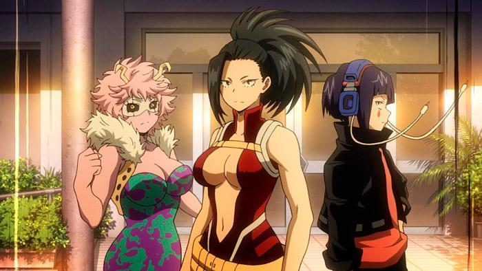 My Hero Academia: El despertar de los héroes anime film - Selecta Visión