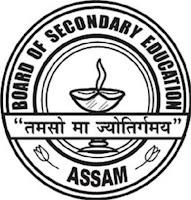 Board of Secondary Education Assam SEBA