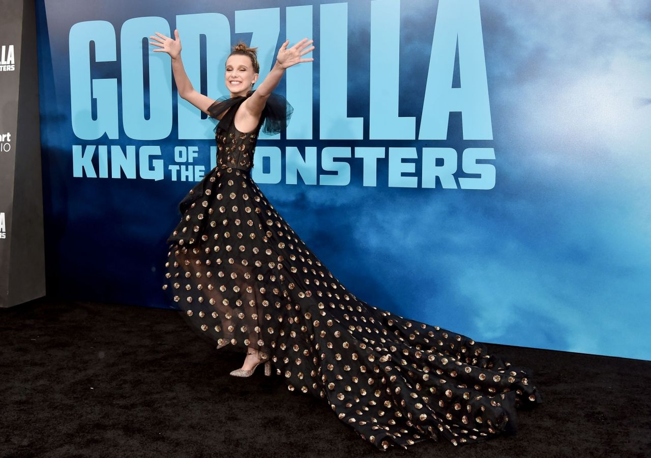 "Millie Bobby Brown – ""Godzilla: King Of The Monsters"" Premiere in Hollywood"