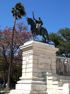 Plaza España de cadiz