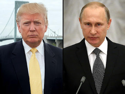 Vladmir Putin offers to share transcript of Trump-Russia meeting to U.S Congress