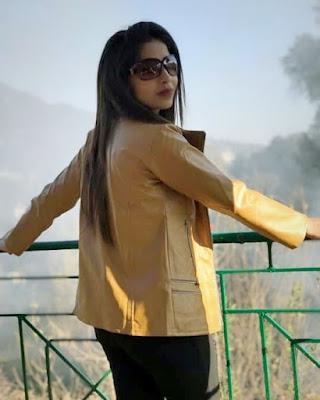 Aayushi Jaiswal  actress