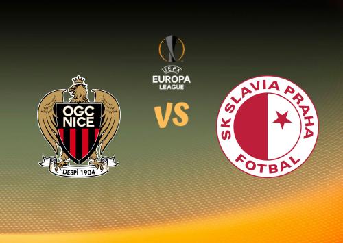 Nice vs Slavia Praha  Resumen