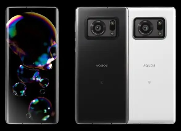 Sharp Unveils the Biggest Smartphone Camera in The World