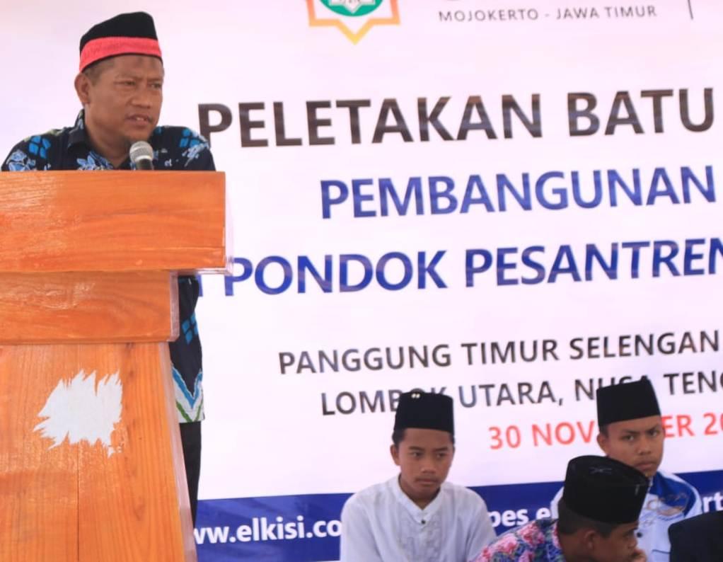 Pesantren Wirausaha Elkisi Hadir di Lombok Utara
