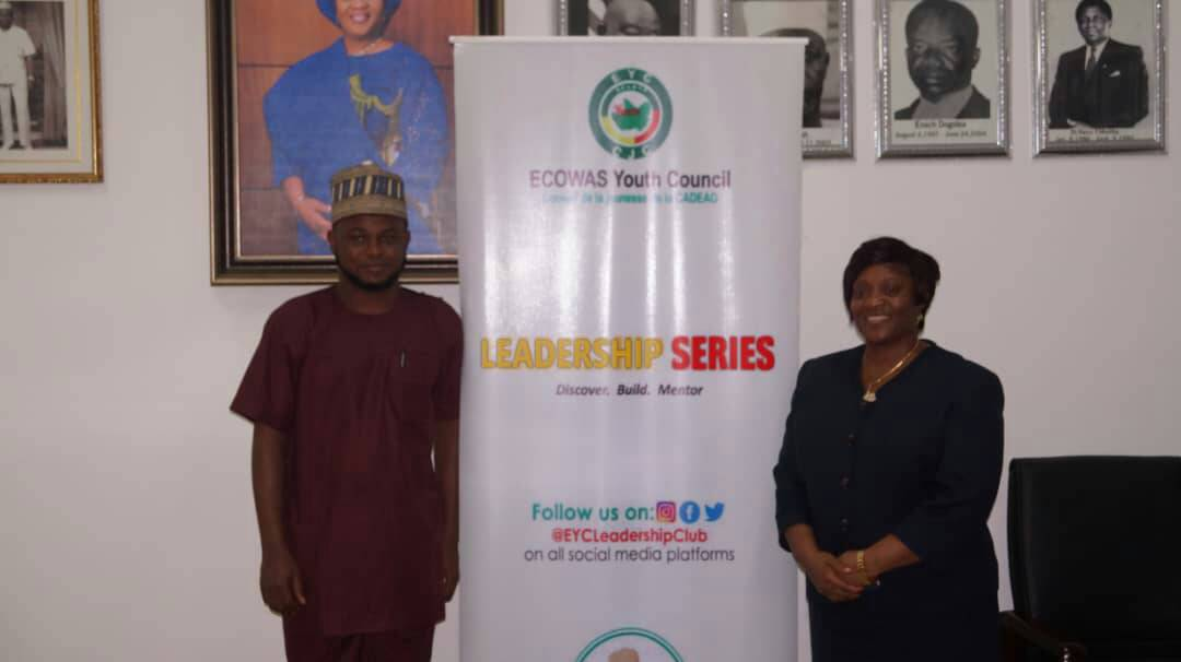 ECOWAS Youth Council SA Launches Youth Council Leadership Series