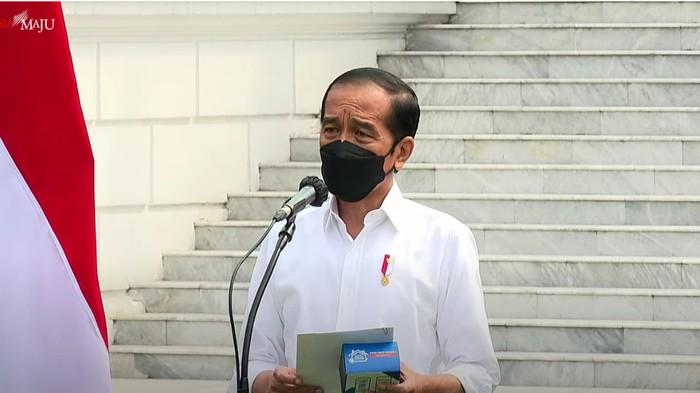Jokowi: PPKM Darurat Harus Diputuskan Secara Jernih, Jangan Sampai Keliru!