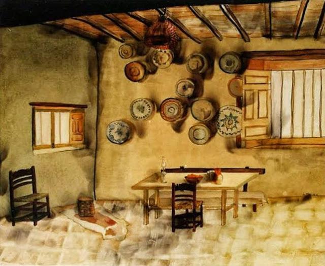 María Teresa Berrios artista boliviana cerámicas