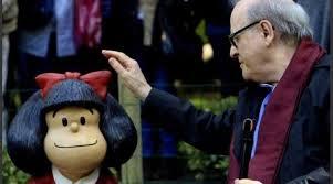 La Real Academia Española se despide de Quino con emotivo mensaje