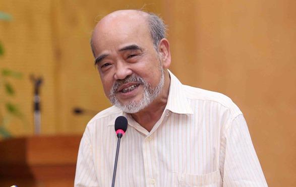 """Chuyện về """"hàng rào kỹ thuật chống di dân"""" của GS Đặng Hùng Võ"""