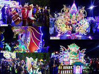 Semarak Festifal Lomba Tongklek Di Alon Alon Tuban 2017
