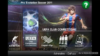 Pes 2011 Mobile Android Offline