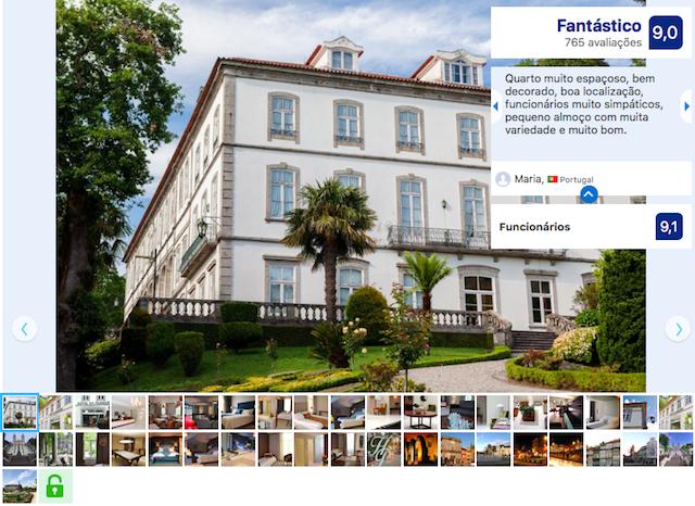 Hotel do Parque em Braga