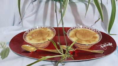 (◕_◕)  Natillas De Huevos Con Galletas  (◕_◕)