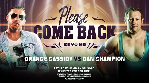 Review: Beyond Wrestling Presents 'Please Come Back'