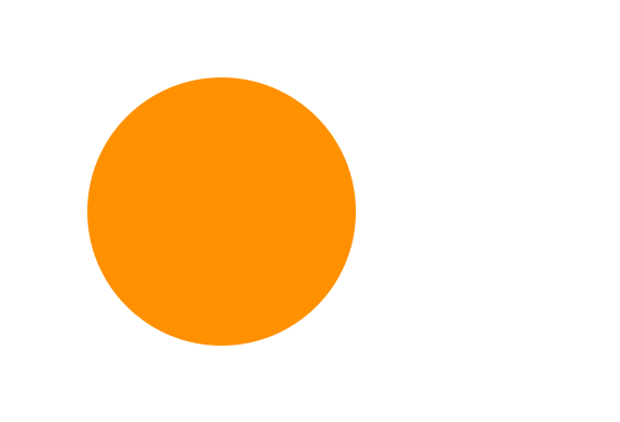 Image result for orange circle.png