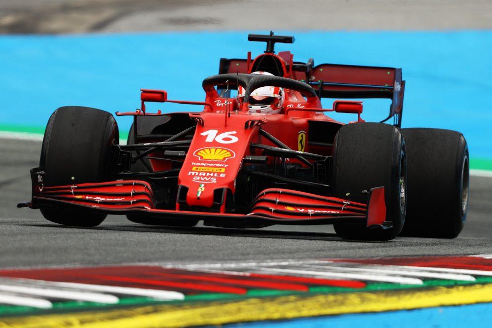 Ritmo de corrida da Ferrari tão bom quanto no fim de semana passado, insiste Leclerc, apesar do P16 no FP2
