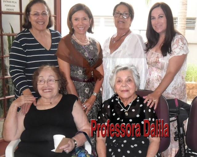 MORRE PROFESSORA DALILA NOVAES