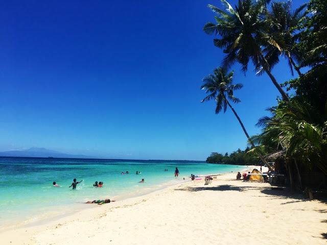 How to go to Lambug Beach Badian Cebu. Lambug Beach is one of the best beaches in Cebu