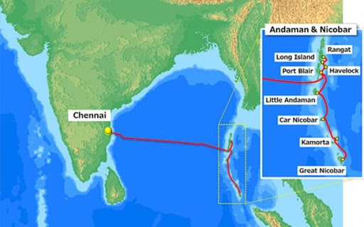 Prime Minister to inaugurate BSNL's undersea submarine OFC connectivity (CANI) from Chennai to Andaman & Nicobar Islands on 10th August 2020