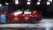 Tesla Model 3 Is The Safest Of EuroNCAP Tests!