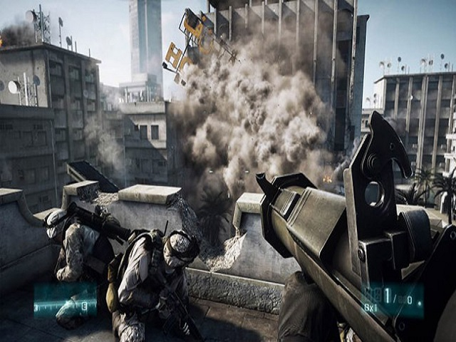 Battlefield 3 Steam Games Free Download