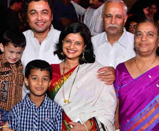 Subodh Bhave Family