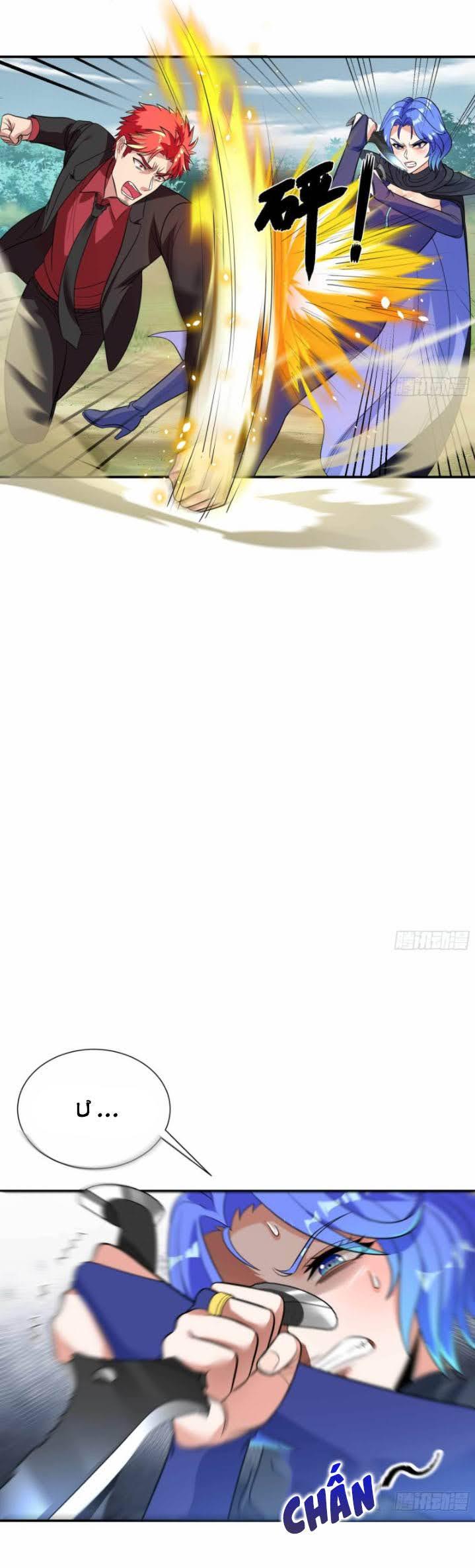 Đỉnh Phong Cường Thiếu chap 81 - Trang 22