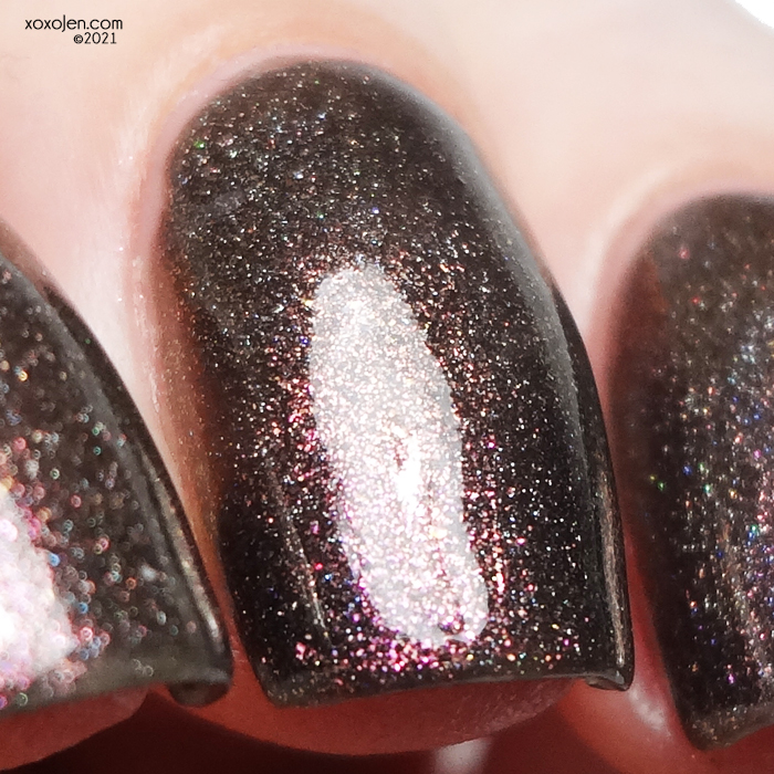 xoxoJen's swatch of Hearts and Promises One Day More