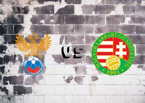 Rusia vs Hungría  Resumen