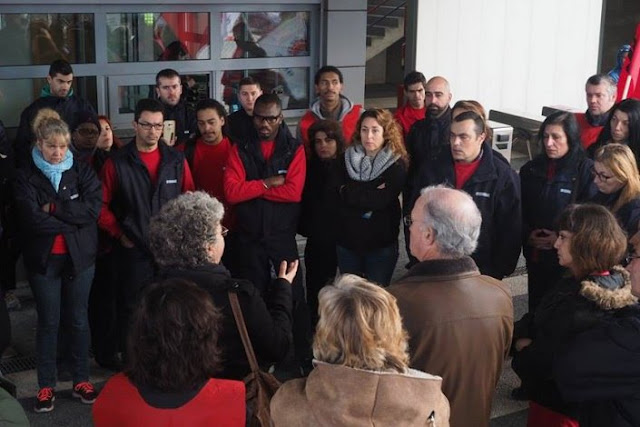 Portugal | A maioria dos trabalhadores da Sonae não foi testada