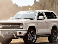 2019 Ford Bronco Concept Review and Price