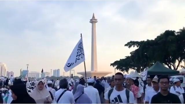 Ustadz felix Siauw Reuni 212