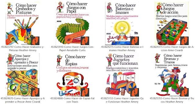 """Colección """"Como hacer"""""""
