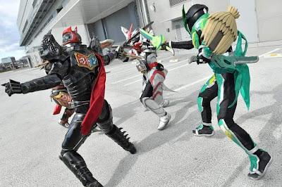 Kamen Rider Saber Episode 20