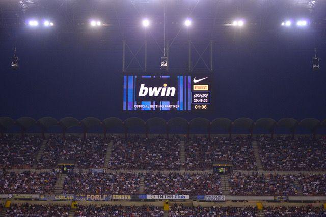 BWIN diventa Betting Partner di FC Internazionale | Inter Calcio
