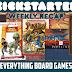 Kickstarter Recap - November 9, 2018