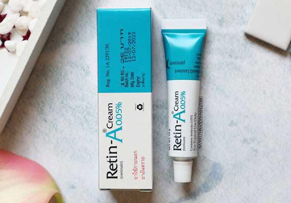 Tretinoin được FDA kiểm duyệt và đưa vào sử dụng từ năm 1971 dưới tên gọi Retin-A