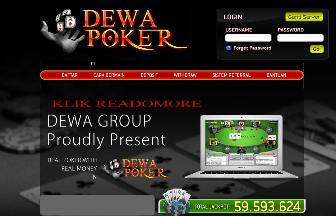 GAMBLER: DEWA POKER ASIA