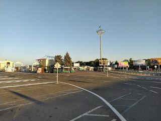 Главный въезд на рынок 7 километр Одесса, Ворота №1,2,3