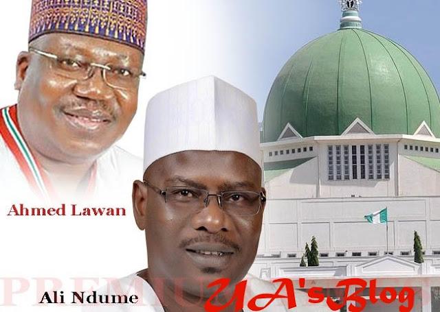 Senate Presidency: Five Reasons Why Lawan Defeated Ndume