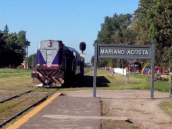 Mariano Acosta cumplió 106 años