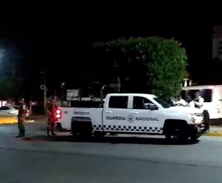 Sicarios emboscan a Guardia Nacional en Salamanca; Guanajuato, hay 3 elementos heridos