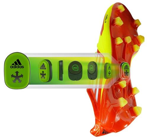 Ciencias recoger creencia  Tecnología implementada en el fútbol : Chip en las zapatillas