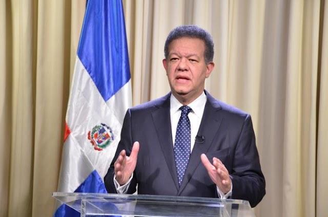 SANTO DOMINGO: Leonel dice se manipularon 671 mesas que representan 707,390 electores