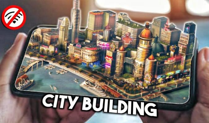 Game City Building Ofline Terbaik untuk Smartphone Android