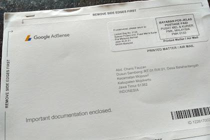 PIN Google Adsense Tak Kunjung Datang? Ambil di Kantor Pos Sekarang Juga!
