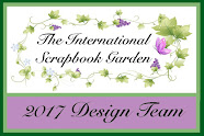 International Scrapbook Garden DT